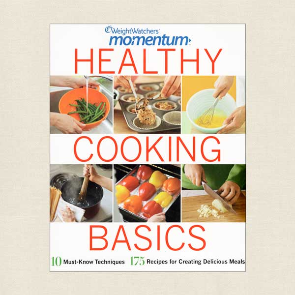 Weight Watchers Momentum Healthy Cooking Basics - Points Value