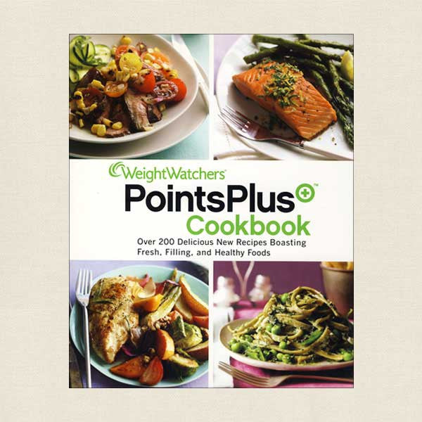 WeightWatchers PointsPlus Cookbook