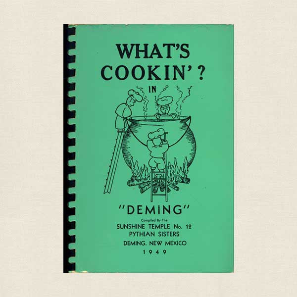What's Cookin' in Deming: Pythian Sisters