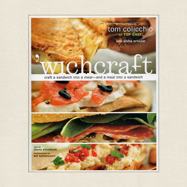 Tom Colicchio Wichcraft Cookbook