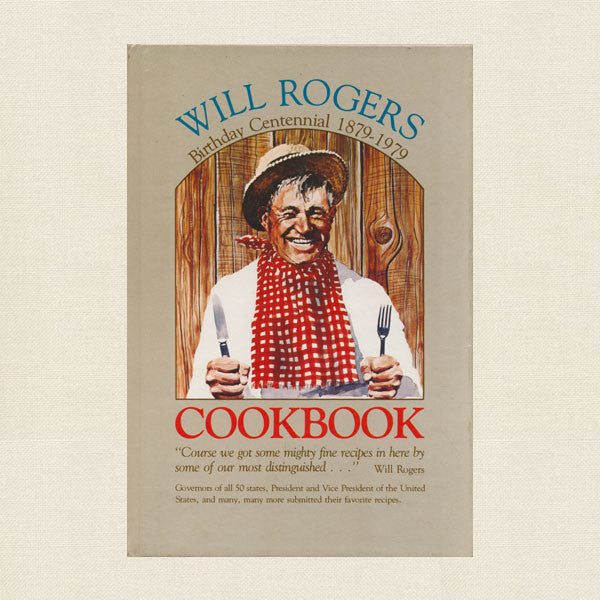 Will Rogers Cookbook
