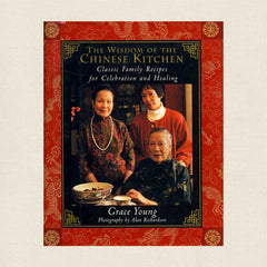 The Wisdom of the Chinese Kitchen Cookbook