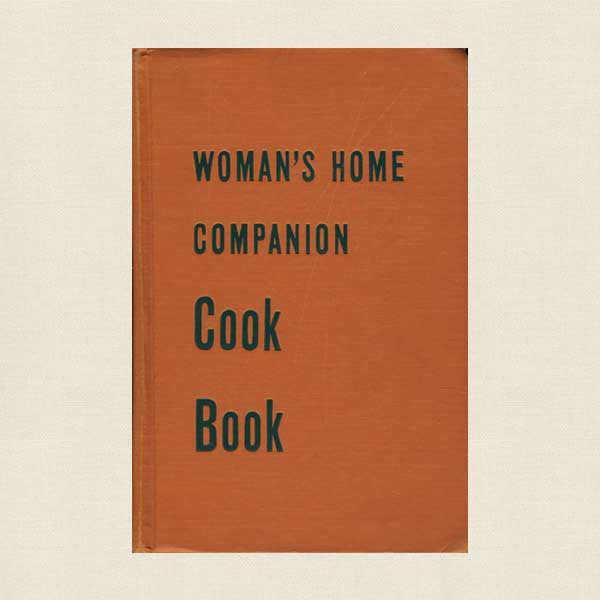 Woman's Home Companion Cook Book 1946