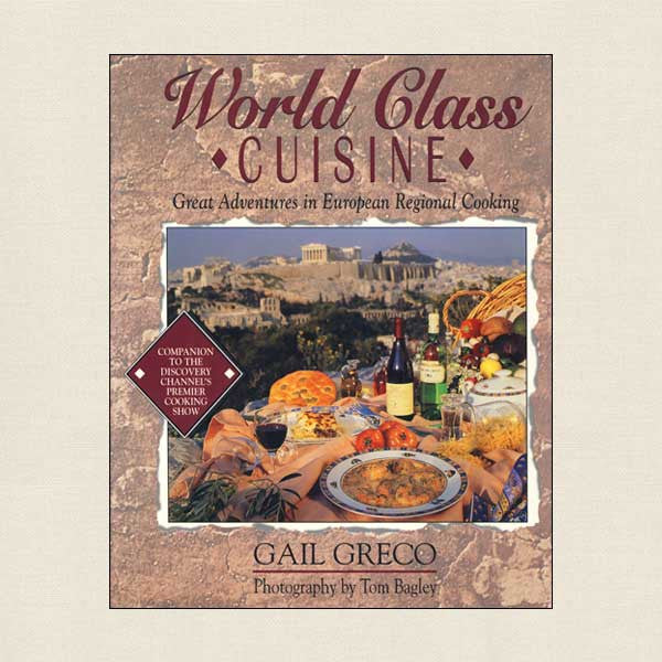 World Class Cuisine Cookbook - European Regional