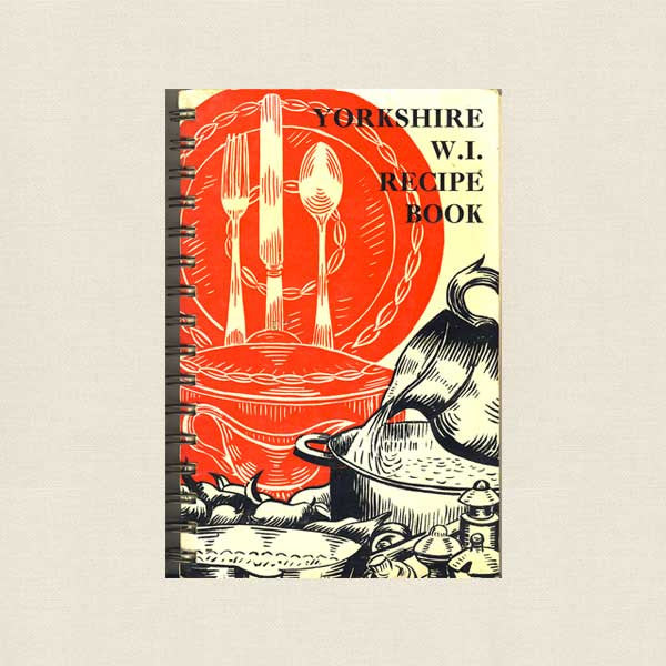Yorkshire Women's Institutes Recipe Cookbook