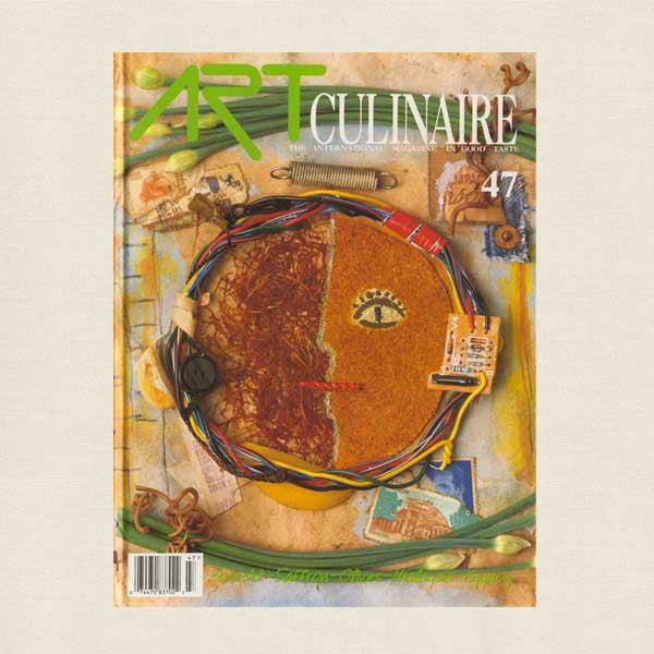 Art Culinaire Magazine 47 Cookbook