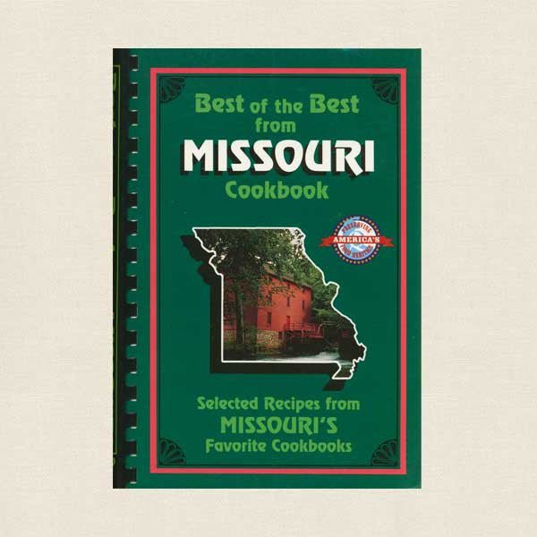 Best of the Best from Missouri Cookbook