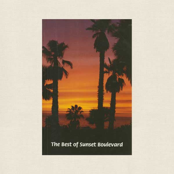Best of Sunset Boulevard Temple Cookbook - University Synagogue Los Angeles