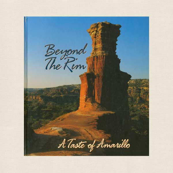 Beyond The Rim Cookbook - Junior League of Amarillo, Texas