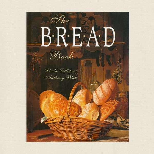The Bread Book - Baking Cookbook
