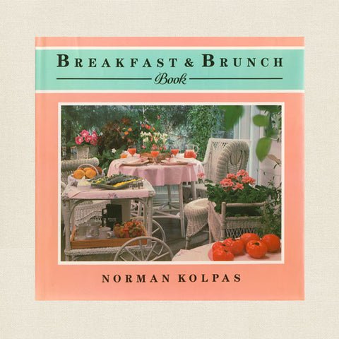 Breakfast and Brunch Book Cookbook