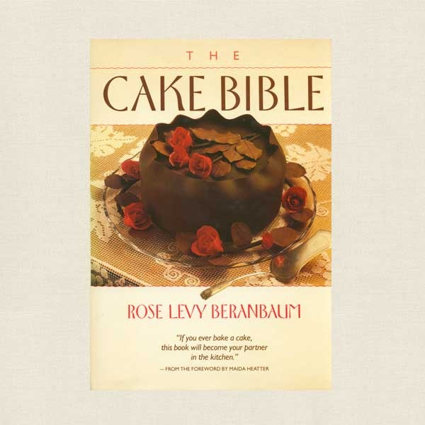 Cake Bible Cookbook