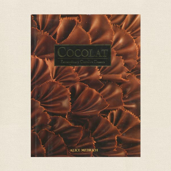 Cocolat Cookbook - Chocolate Recipes
