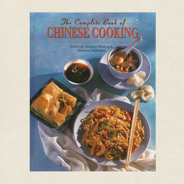 The Complete Book of Chinese Cooking Cookbook
