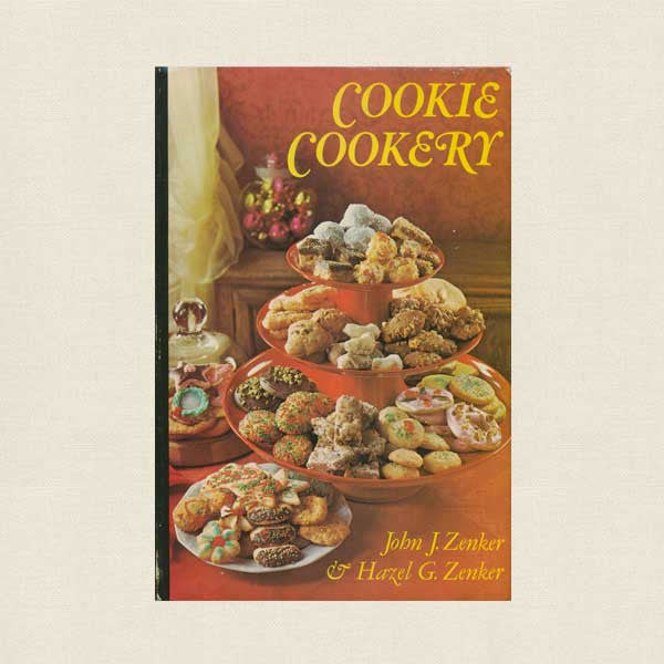 Cookie Cookery - Vintage Cookbook 1969