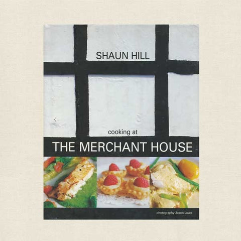 Cooking at the Merchant House Cookbook