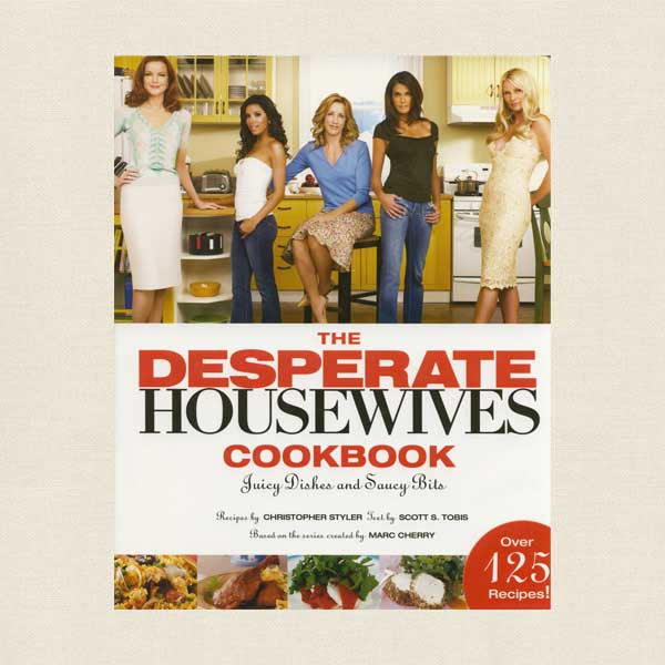 Desperate Housewives Cookbook - TV Show