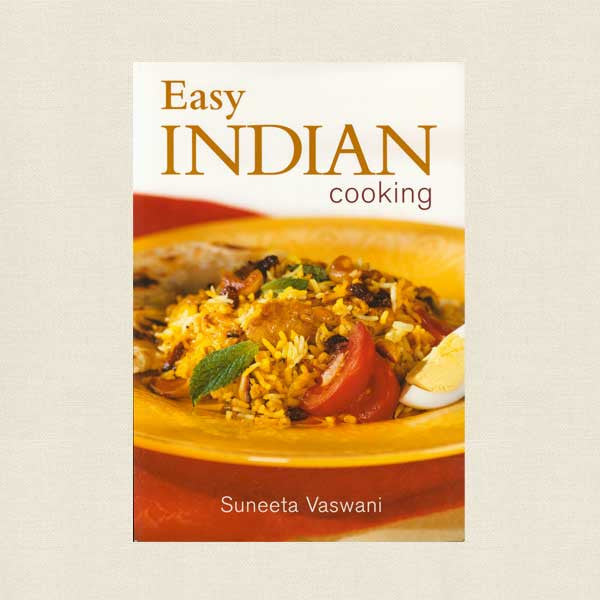 Easy Indian Cooking Cookbook