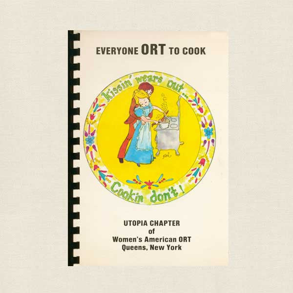 Everyone ORT to Cook Cookbook - Queens, New York