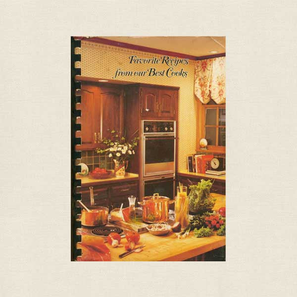 Favorite Recipes Cookbook - Athenaean Chapter ABWA Lousiana
