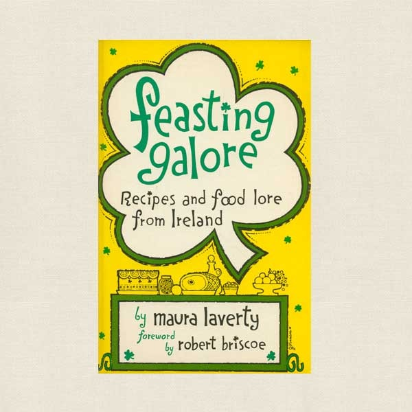 Feasting Galore Cookbook - Recipes Ireland 1961