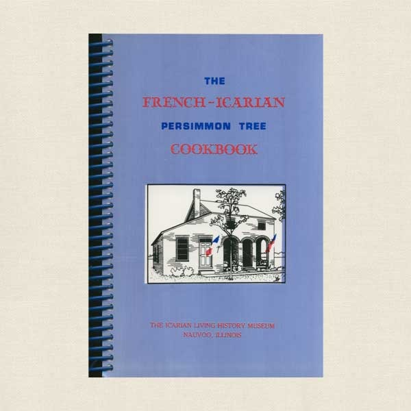 French-Icarian Persimmon Tree Cookbook