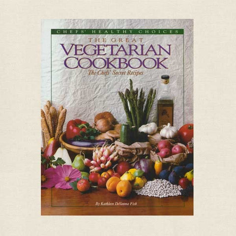 Great Vegetarian Cookbook