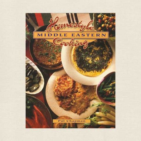 Homestyle Middle Eastern Cooking Cookbook
