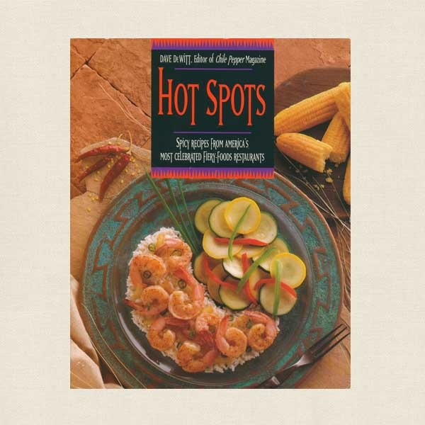 Hot Spots Cookbook