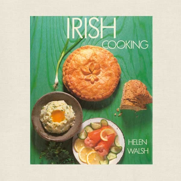 Irish Cooking Cookbook