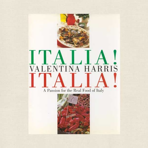 Italia Italia Cookbook