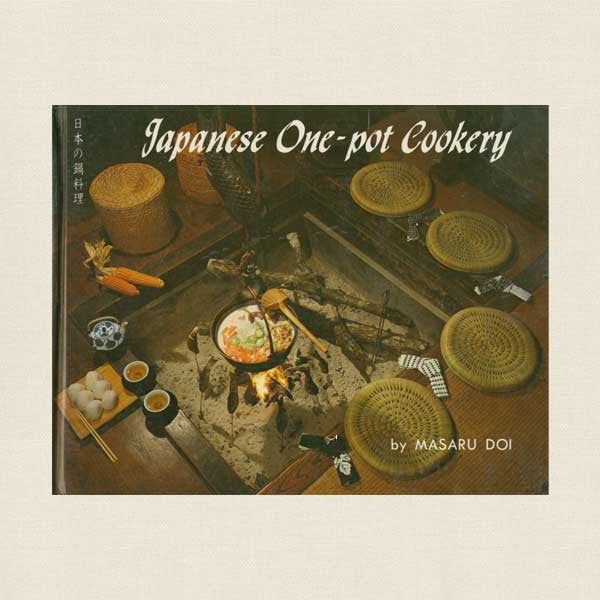 Japanese One-Pot Cookery Cookbook