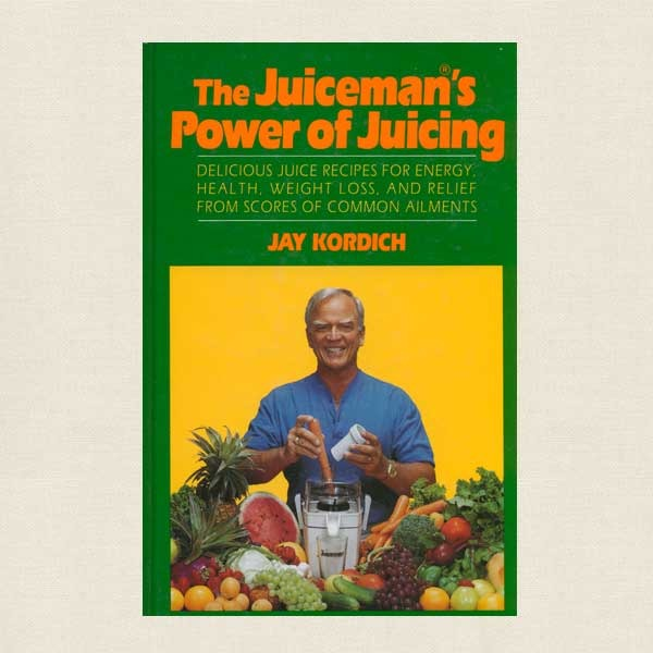 Juiceman's Power of Juicing Book