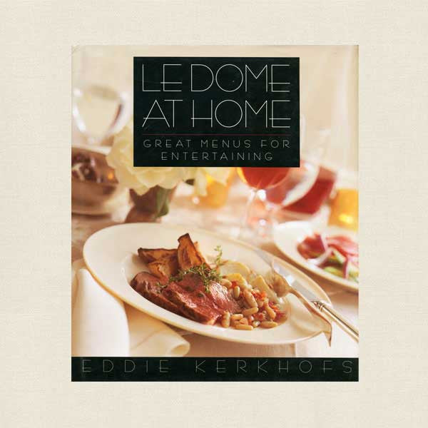 Le Dome Restaurant Cookbook - Hollywood