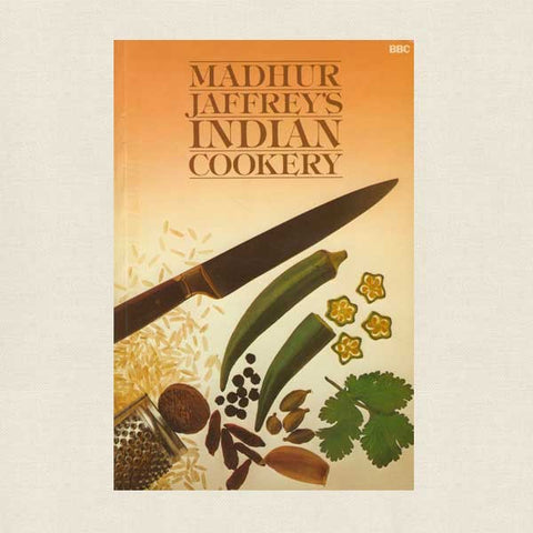Madhur Jaffrey's Indian Cookery Cookbook