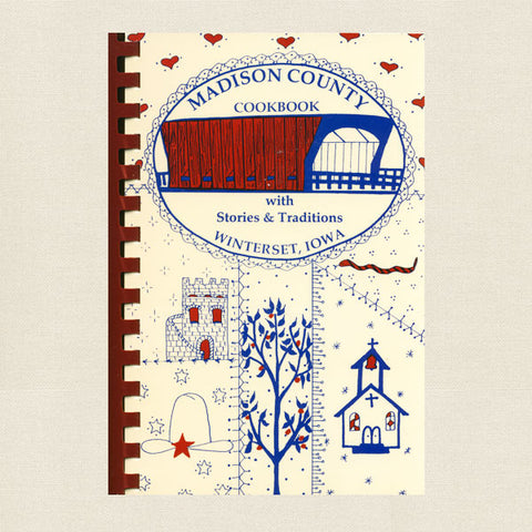 Madison County Cookbook - St. Joseph's Catholic Church, Iowa