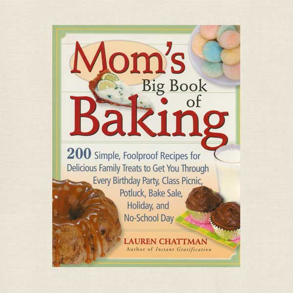 Mom's Big Book of Baking Cookbook