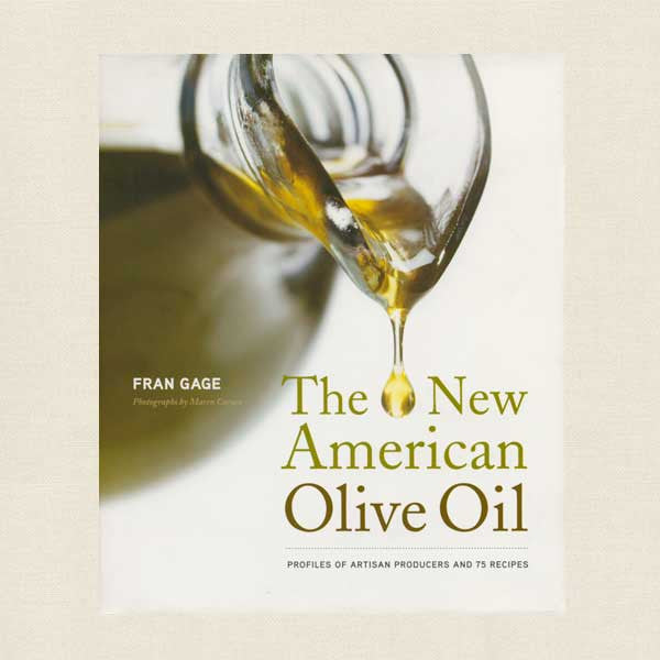 The New American Olive Oil Cookbook