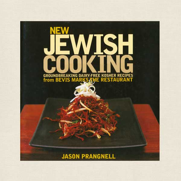 New Jewish Cooking Cookbook - Bevis Marks The Restaurant UK