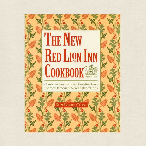 The New Red Lion Inn Cookbook