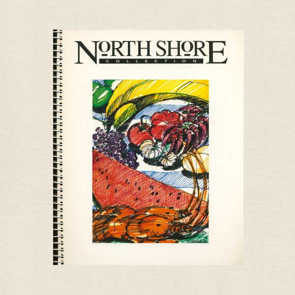 North Shore Collection Cookbook - Sacred Heart Church Chicago