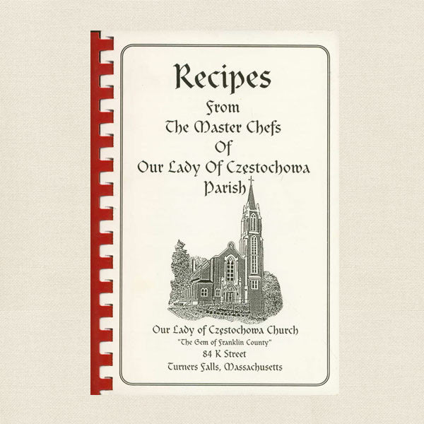 Our Lady of Czestochowa Parish Cookbook - Polish