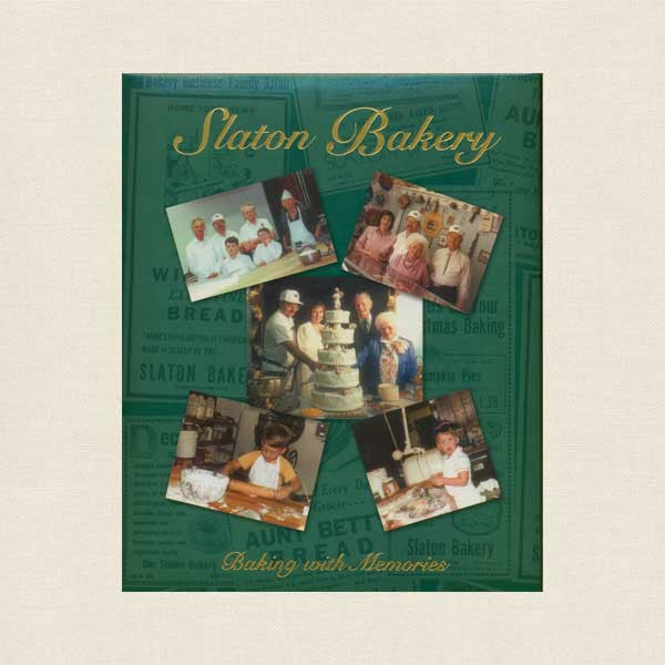 Slaton Bakery Cookbook - Texas