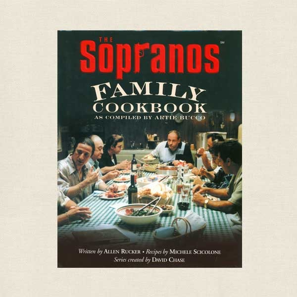 Soprano's Family Cookbook - TV Show