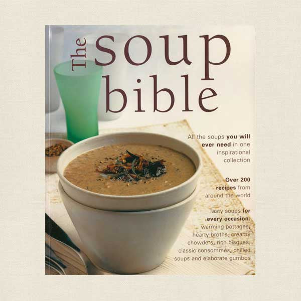 Soup Bible Cookbook