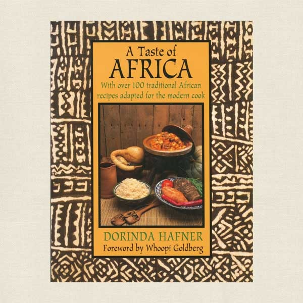 Taste of Africa Cookbook - African Dishes