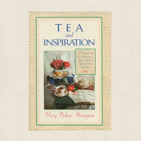 Tea and Inspiration Cookbook