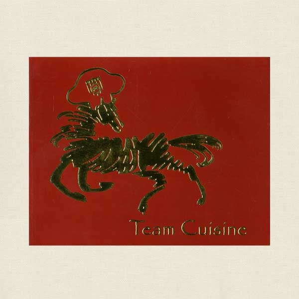Team Cuisine Cookbook