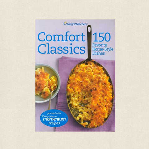 Weight Watchers Comfort Classics Cookbook