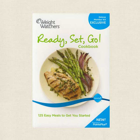 Weight Watchers Ready Set Go Cookbook - PointsPlus